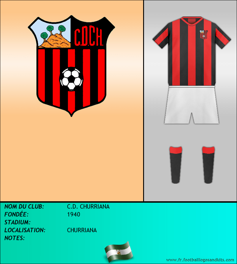 Logo de C.D. CHURRIANA