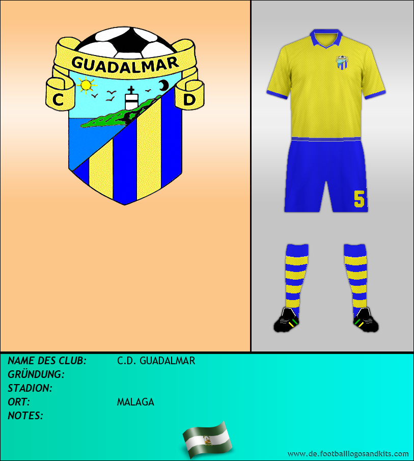 Logo C.D. GUADALMAR