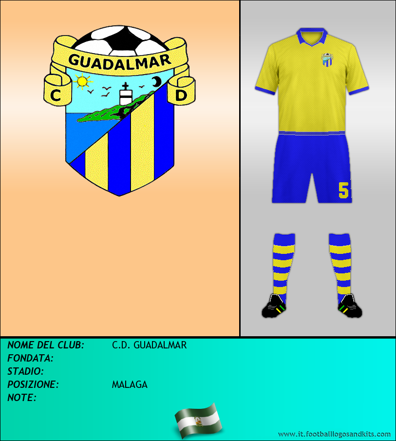 Logo di C.D. GUADALMAR