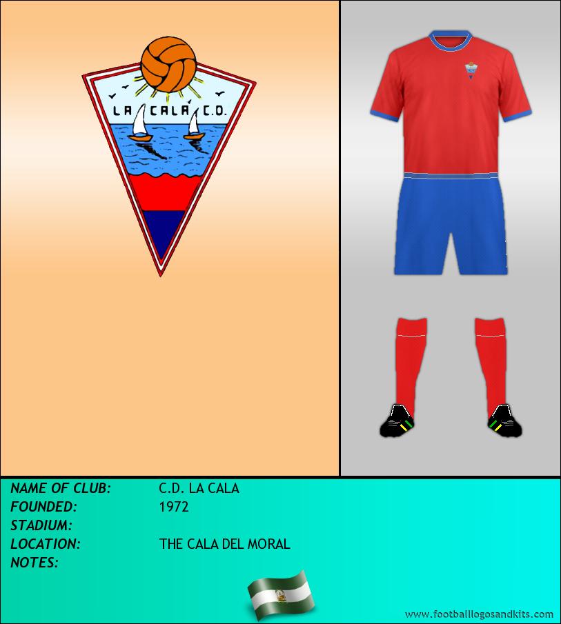 Logo of C.D. LA CALA