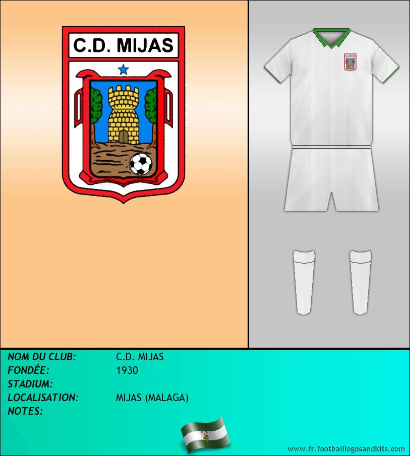 Logo de C.D. MIJAS