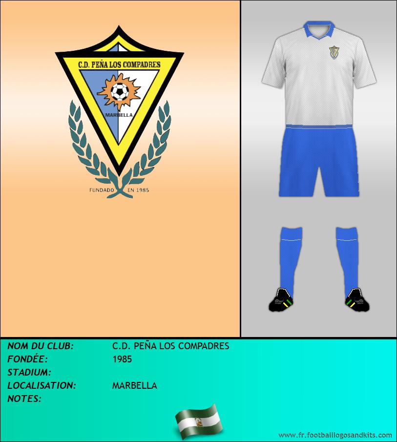 Logo de C.D. PEÑA LOS COMPADRES