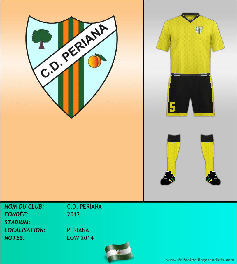 Logo de C.D. PERIANA