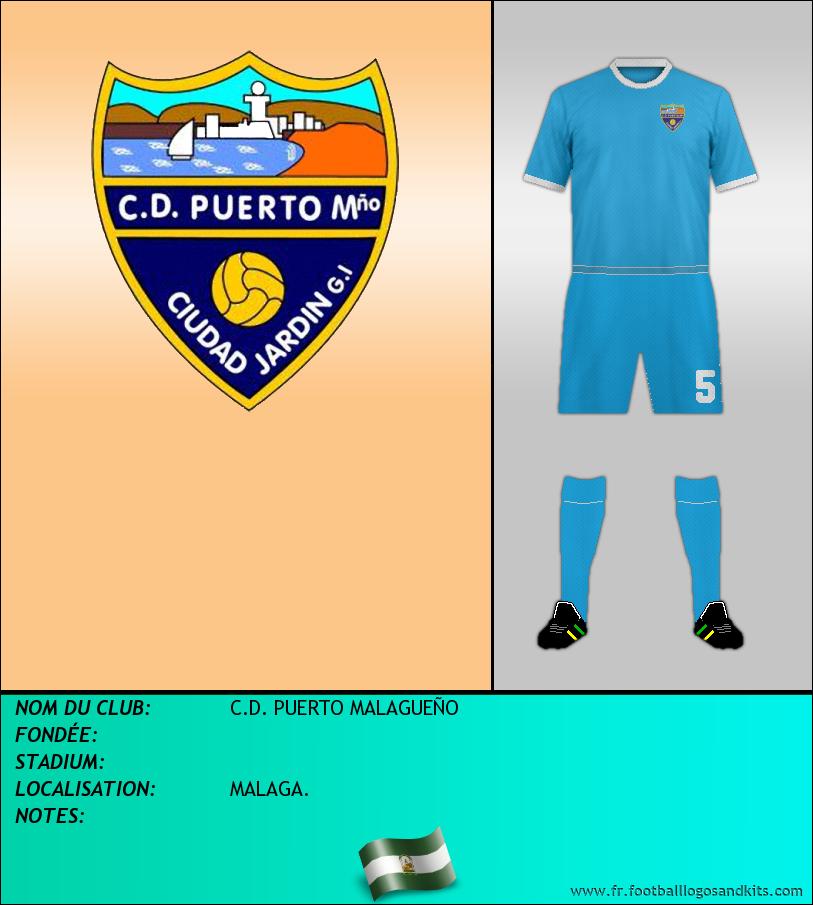 Logo de C.D. PUERTO MALAGUEÑO