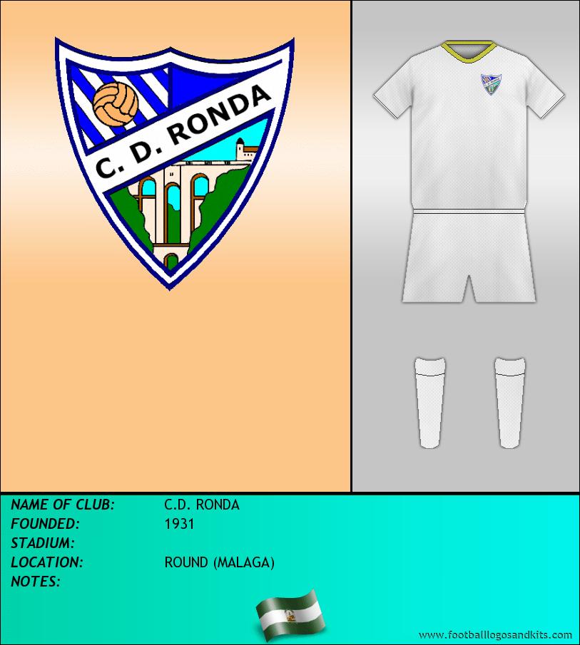 Logo of C.D. RONDA