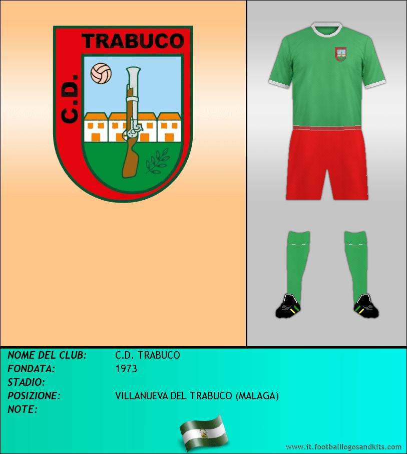 Logo di C.D. TRABUCO