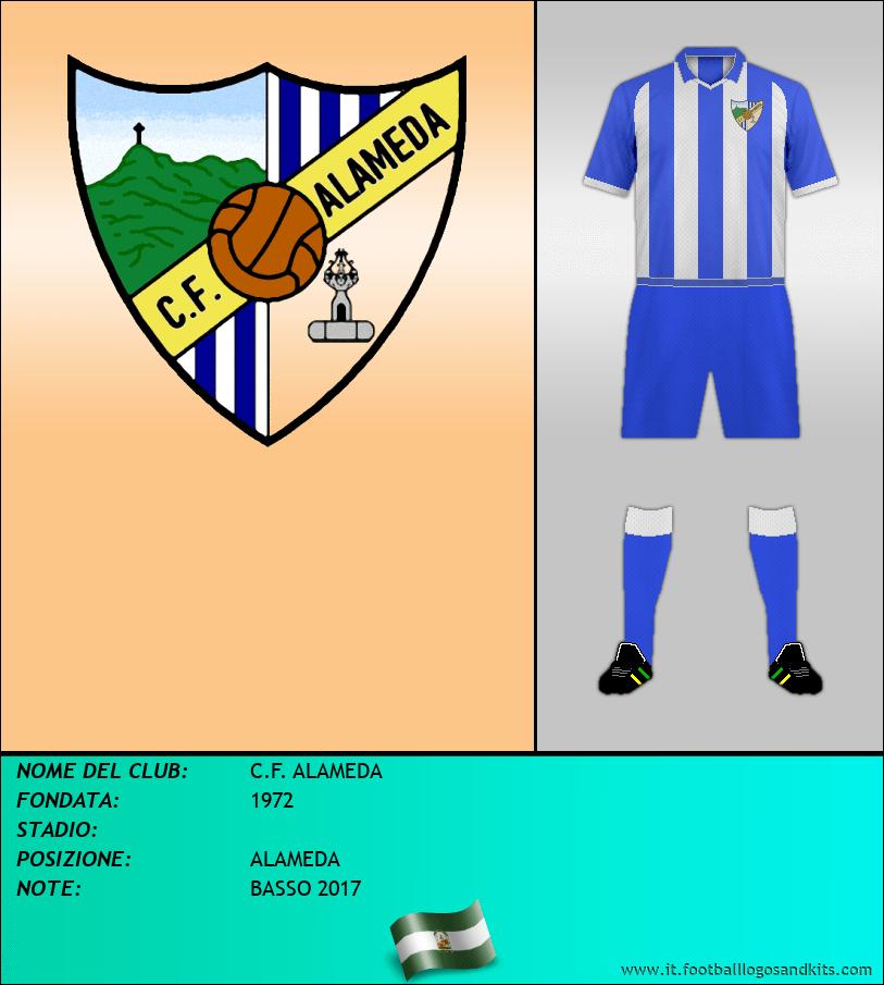 Logo di C.F. ALAMEDA