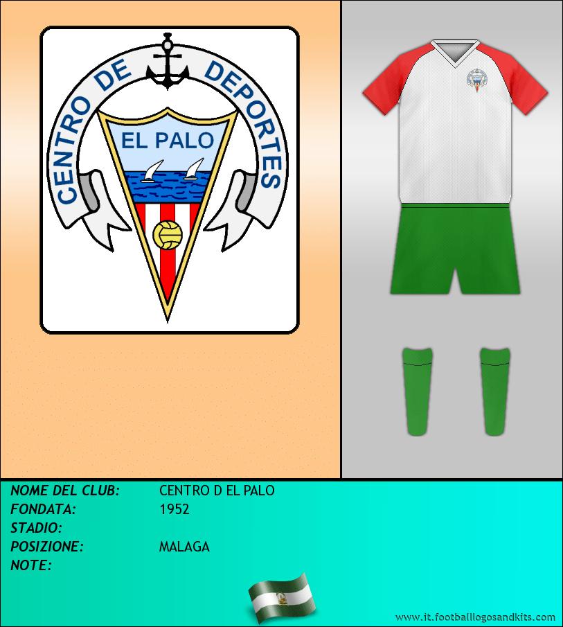 Logo di CENTRO D EL PALO