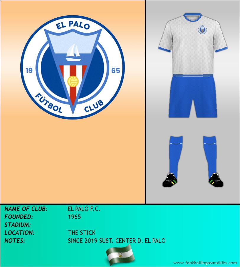 Logo of EL PALO F.C.