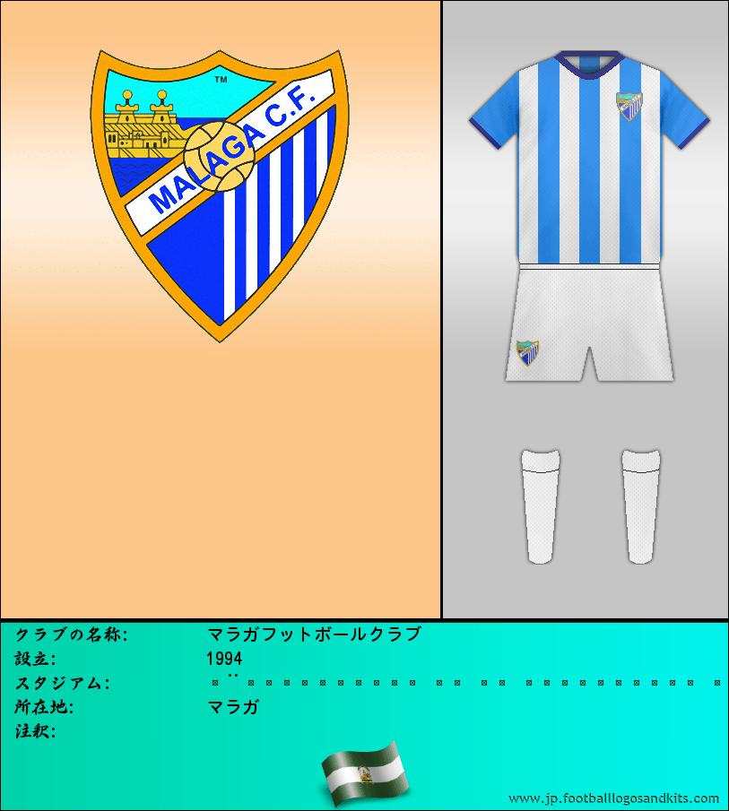 のロゴマラガフットボールクラブ