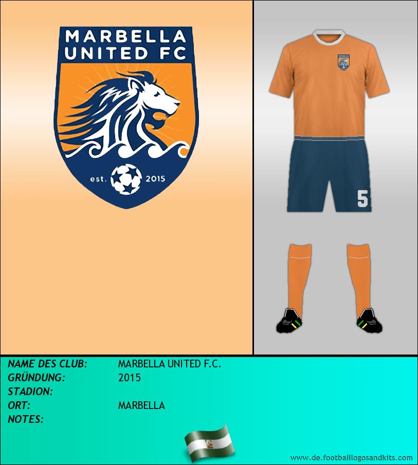 Logo MARBELLA UNITED F.C.