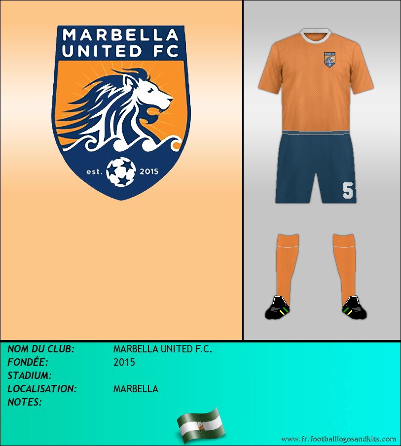 Logo de MARBELLA UNITED F.C.