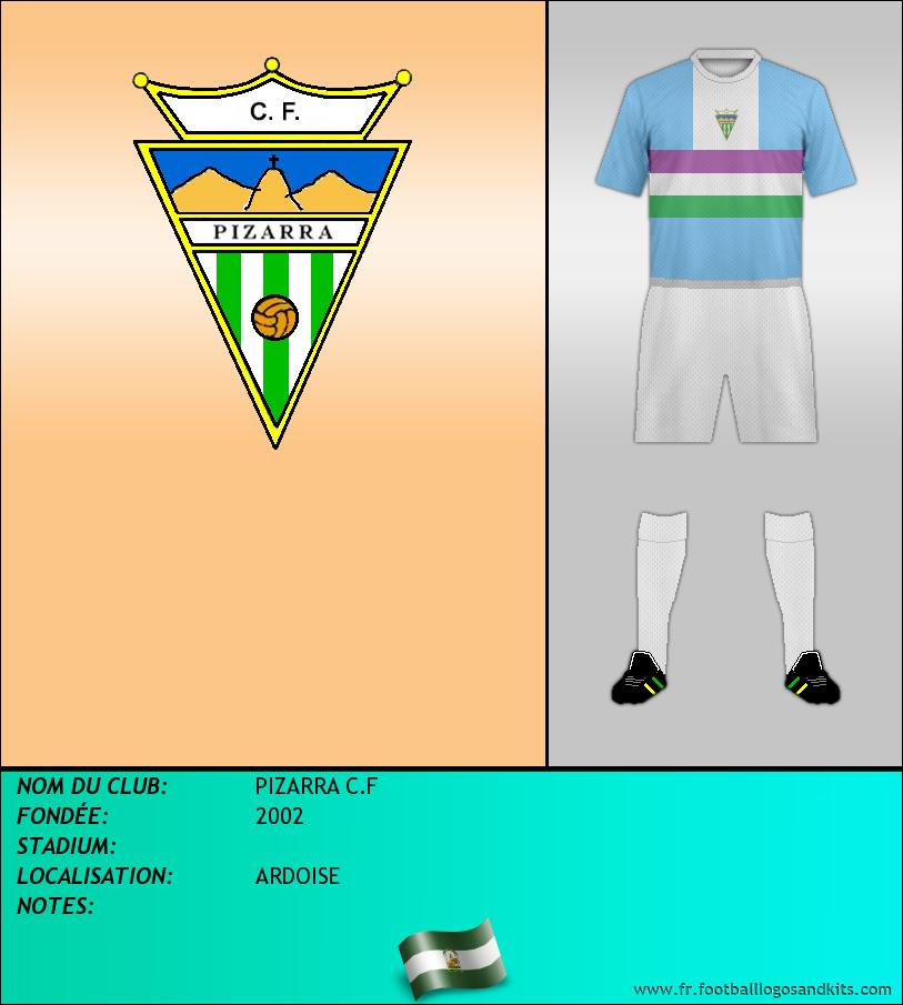 Logo de PIZARRA C.F