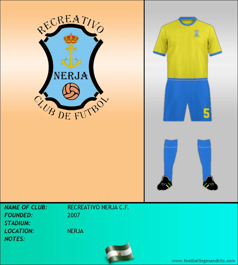 Logo of RECREATIVO NERJA C.F.