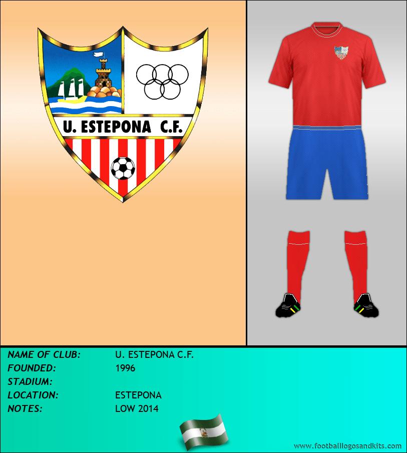 Logo of U. ESTEPONA C.F.