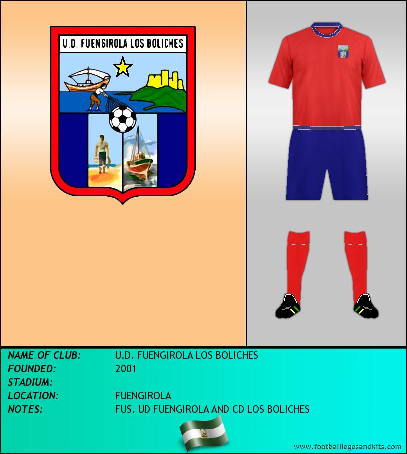 Logo of U.D. FUENGIROLA LOS BOLICHES