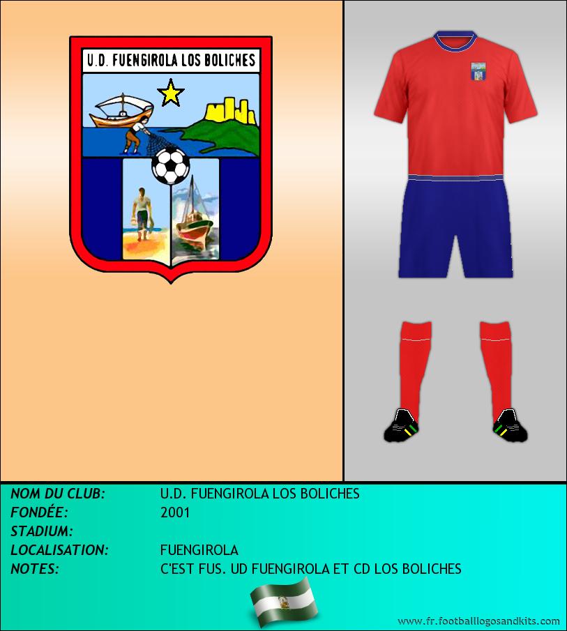 Logo de U.D. FUENGIROLA LOS BOLICHES