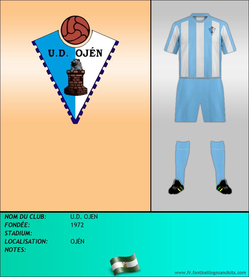Logo de U.D. OJEN