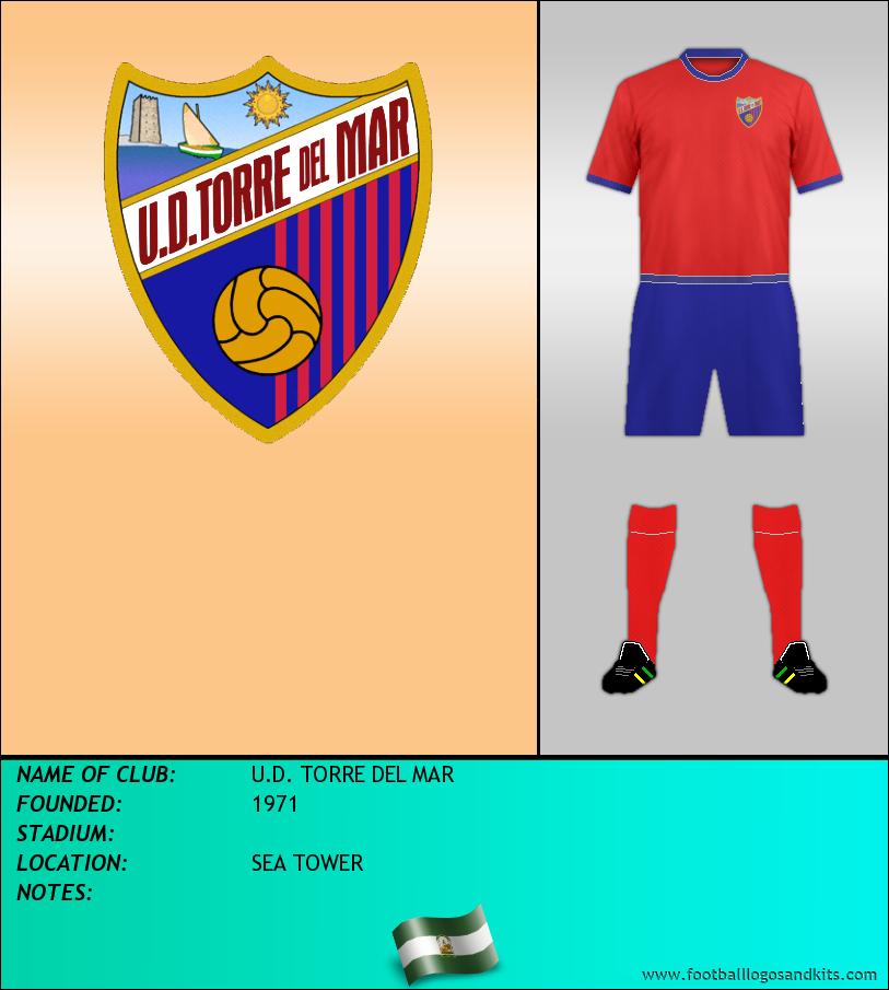 Logo of U.D. TORRE DEL MAR