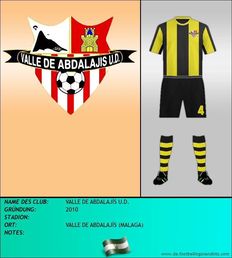 Logo VALLE DE ABDALAJÍS U.D.