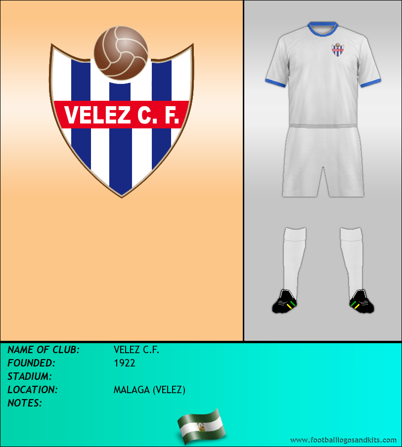 Logo of VELEZ C.F.