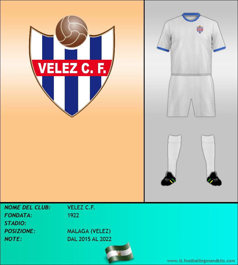 Logo di VELEZ C.F.