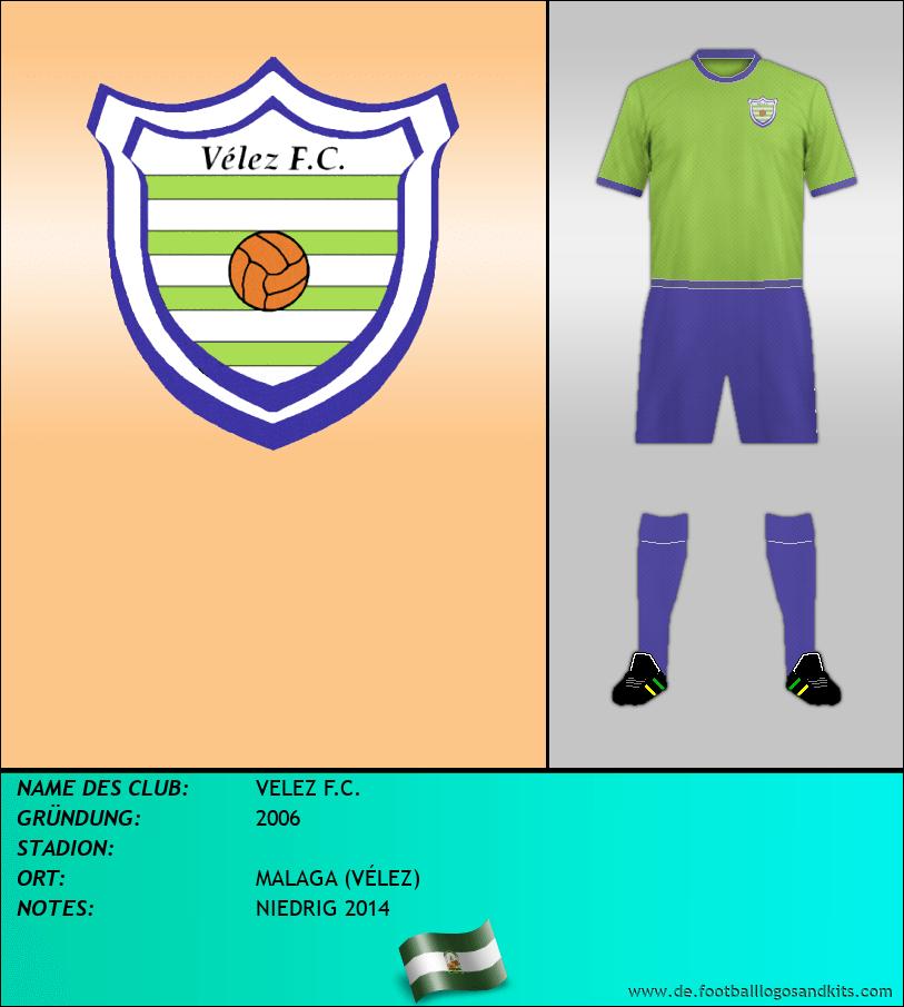 Logo VELEZ F.C.