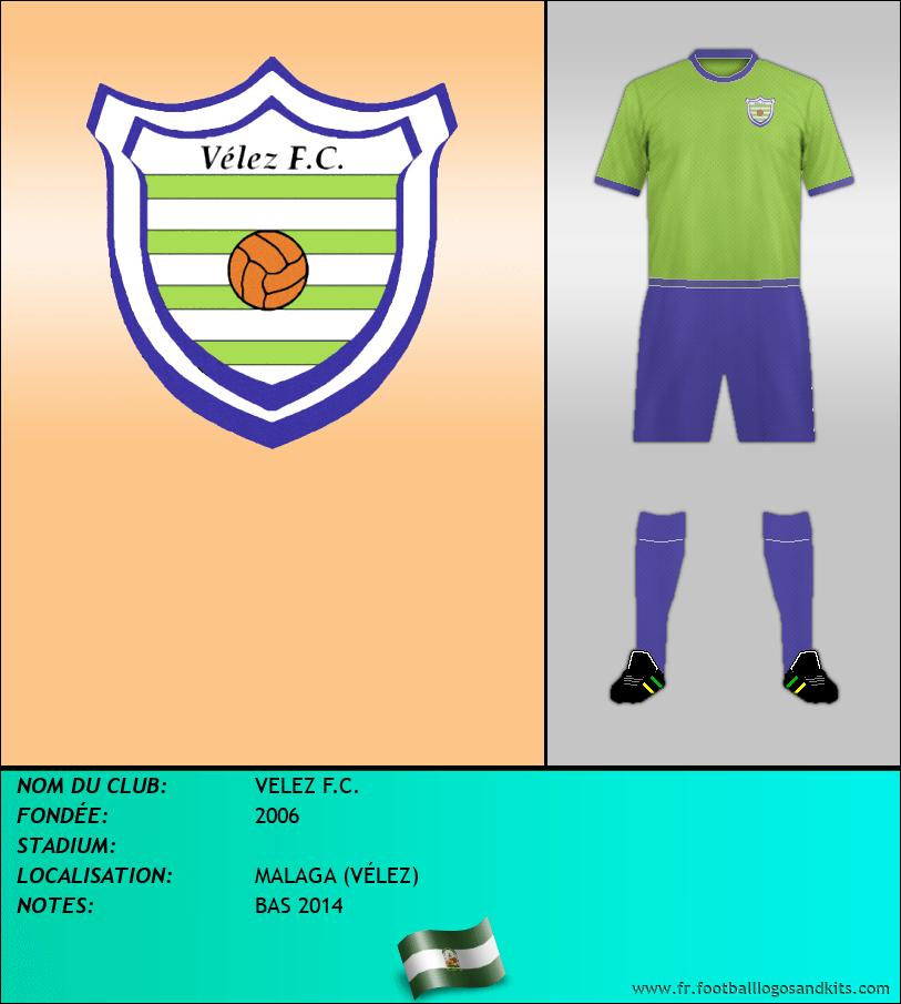Logo de VELEZ F.C.