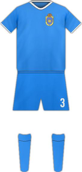 Kit C.D. ECIJA CF