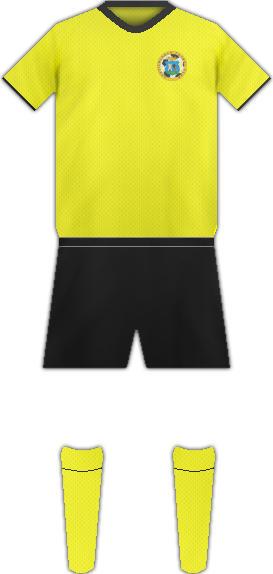 キットCastiblancoフットボールクラブ