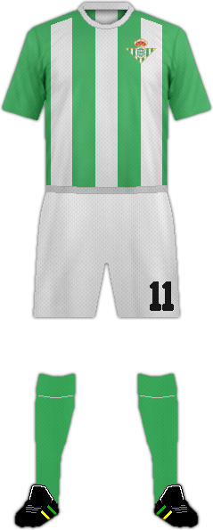 Kit REAL BETIS BALOMPIÉ
