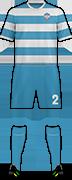 Kit VALENCINA F.C.