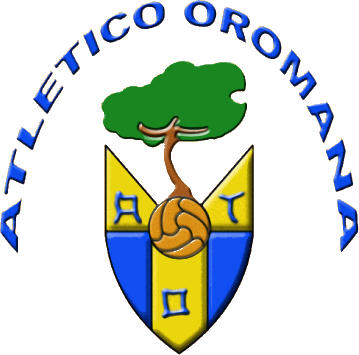 Logo of C.D. ATLÉTICO OROMANA (ANDALUSIA)