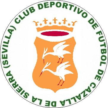 Logo C.D. DE F. CAZALLA DE LA SIERRA (ANDALUSIA)