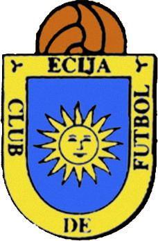 Logo of C.D. ECIJA CF (ANDALUSIA)