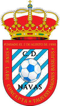 Logo of C.D. NAVAS (ANDALUSIA)