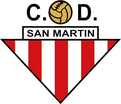 Logo C.D. SAN MARTIN (ANDALUSIA)