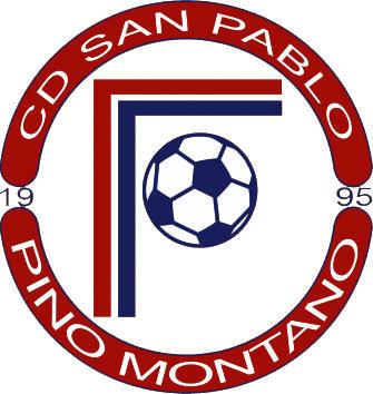 Logo of C.D. SAN PABLO PINO MONTANO (ANDALUSIA)