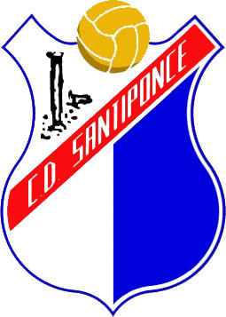 Logo of C.D. SANTIPONCE (ANDALUSIA)