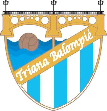 Logo of C.D. TRIANA BALOMPIÉ (ANDALUSIA)