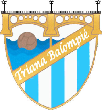 Logo of C.D. TRIANA BALOMPIE (ANDALUSIA)
