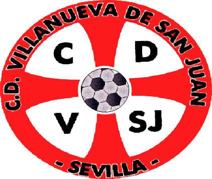 Logo of C.D. VILLANUEVA DE SAN JUAN (ANDALUSIA)