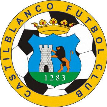 のロゴCastiblancoフットボールクラブ (アンダルシア)