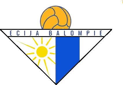 Logo of ECIJA BALOMPIE (ANDALUSIA)