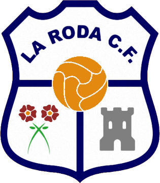 Logo of LA RODA C. FÚTBOL (ANDALUSIA)