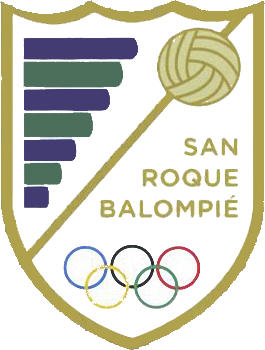 Logo of SAN ROQUE BALOMPIÉ (ANDALUSIA)