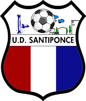 Logo of U.D. SANTIPONCE (ANDALUSIA)