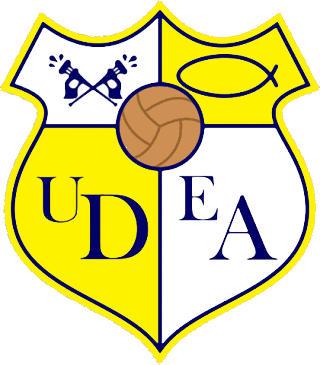 のロゴ学校スポーツの組合を開きます。 (アンダルシア)