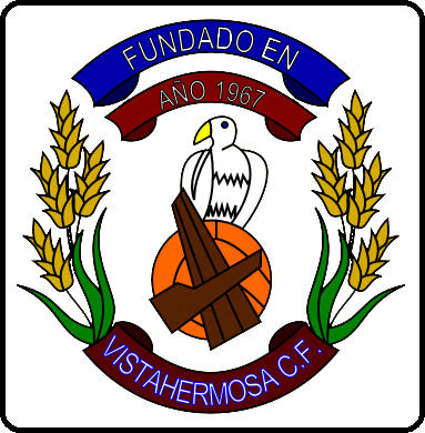 Logo of VISTAHERMOSA C.F. (ANDALUSIA)