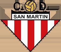 Logo of C.D. SAN MARTIN